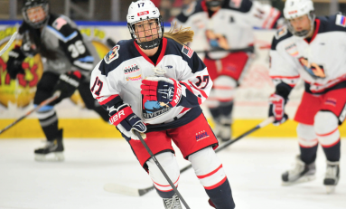 Bray Ketchum Returning to Riveters