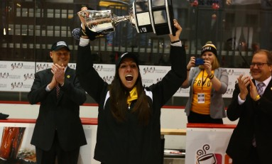 Boston Pride Poach Top NWHL Executive as Team President