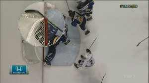 Coach's Challenge goalie interference