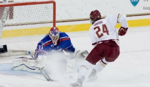 Zach Sanford - Boston College Eagles