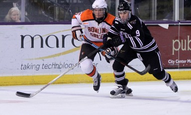 Chicago Wolves' Bryce Gervais Making Transition to Pro Easy