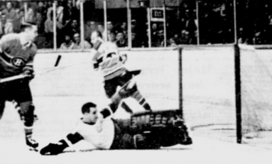 50 Years Ago in Hockey: Canadiens Crush Wings in Game Five