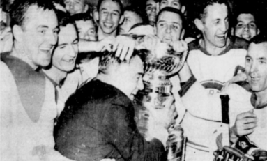 50 Years Ago in Hockey: Habs Win Stanley Cup in OT