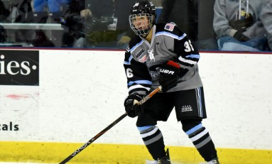 Beauts Sign Kourtney Kunichika and Emily Janiga