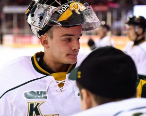 Tyler Parsons, OHL, London Knights
