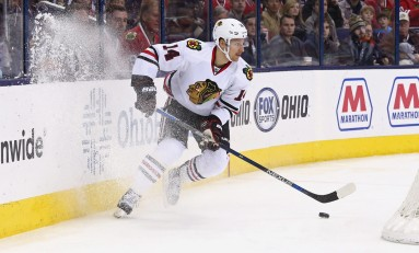 Panik & Motte Filling Needs for Blackhawks