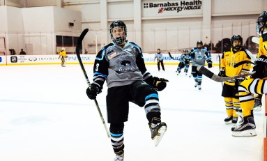Kelley Steadman is 1st Practice Squad Player to Get NWHL Contract