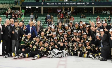 Twitter Reacts to London Knights Memorial Cup Win