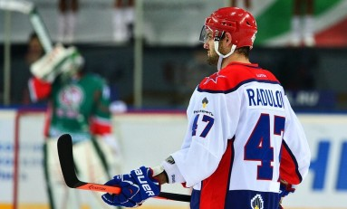 Alexander Radulov Staying in Russia?