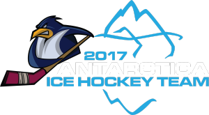 Antarctic Hockey Logo