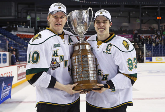 The 2015-16 London Knights