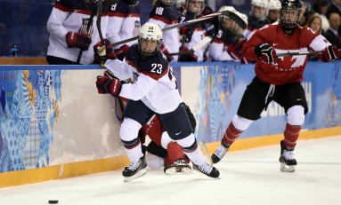 Olympian Michelle Picard Signs With New York Riveters