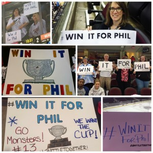 win it for Phil