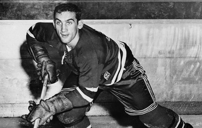 Lou Fontinato, New York Rangers, NHL