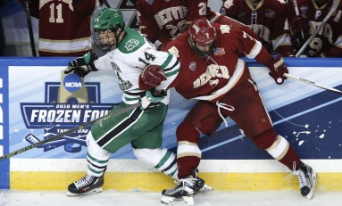 10 Forwards to Watch in College Hockey