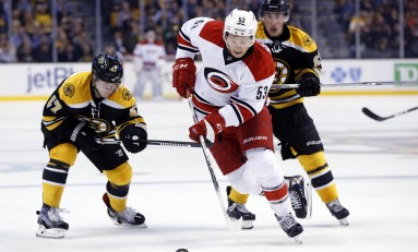 Hurricanes Still Running Out on Overtime