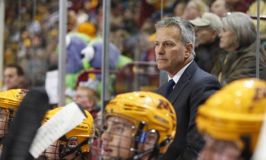 Gophers' Don Lucia Gets Contract Extended