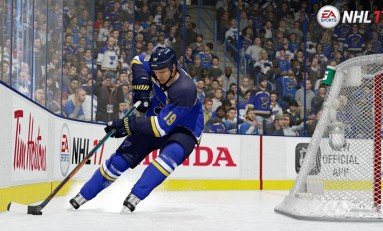 Gameplay Improvements Coming to NHL 17
