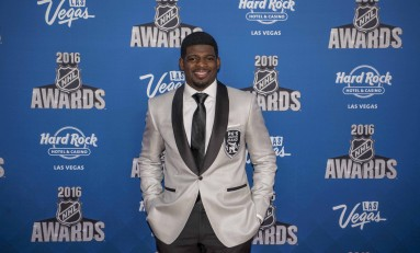 Subban's Sleigh Rides Through Nashville