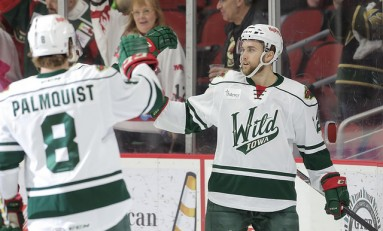 Wild's Success Runs Through the Iowa Pipeline
