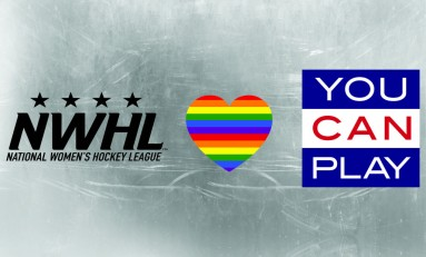NWHL and You Can Play Partner Up