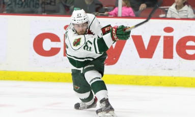 Minnesota Wild at Traverse City: Day 1 Notes