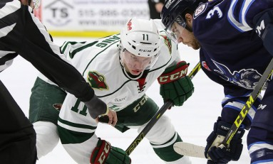 Wild Injury Update: Olofsson, Anas, Lang