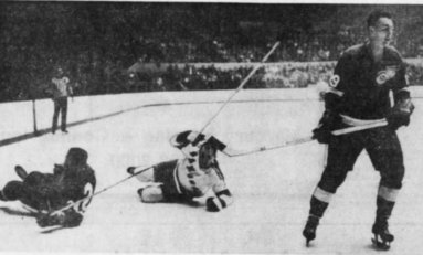 50 Years Ago in Hockey: Henderson Nets 4 for Wings