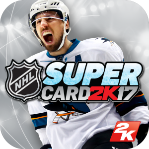 The San Jose Sharks' Logan Couture is the cover athlete for NHL Supercard 2K17, replacing the Wild's Zach Parise (2K Sports)