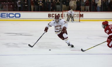 Bruins Sign Prospects Fitzgerald, Johansson