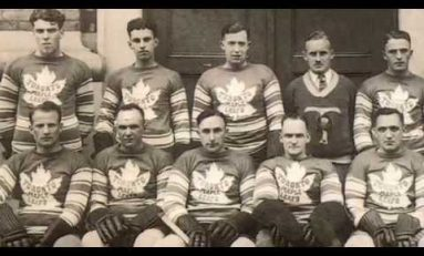Hockey's Lost Boy: The Story of the First Maple Leafs' Goal Scorer