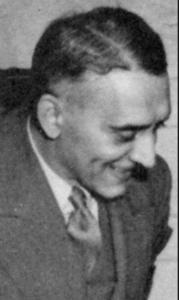 Quebec Aces president Gerald Martineau.