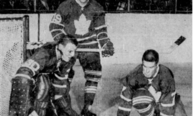 50 Years Ago in Hockey: Leafs Blow 2-Goal Lead, Tie Habs