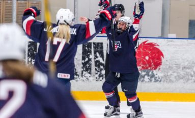Five Takeaways From U.S. Gold at Four Nations Cup