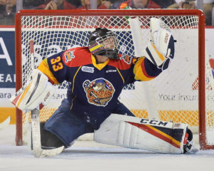 Troy Timpano, Erie Otters, OHL
