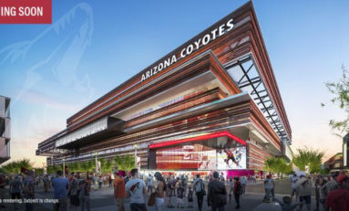Coyotes, ASU to Partner in New Arena