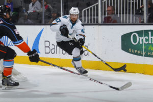 Joakim Ryan (Scott Dinn/San Jose Barracuda)