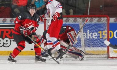 World Junior A Challenge Standouts