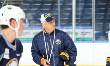Terry Murray Talks Sabres Season & Flyers Honour