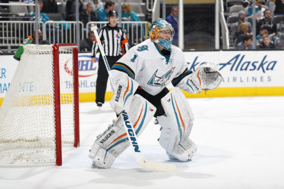 Troy Grosenick (Scott Dinn/San Jose Barracuda)
