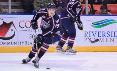 Tri-City, Kelowna Series Features Future NHLers