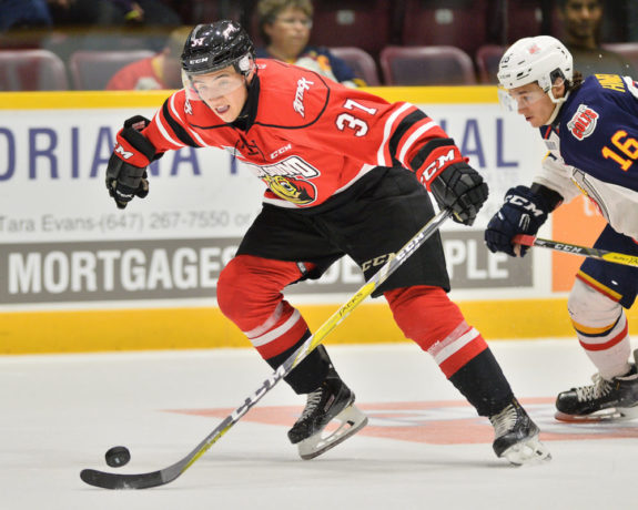 Nick Suzuki, Owen Sound Attack