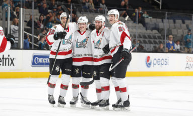 Barracuda Brief: Atop the Pacific Division, Eight Is Great