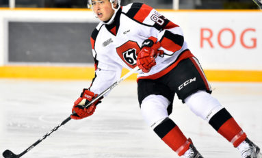 67's Enjoy Successful Home Stand