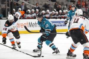 San Jose Barracuda Nikolay Goldobin