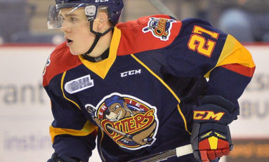 Ivan Lodnia - 2017 NHL Draft Prospect Profile