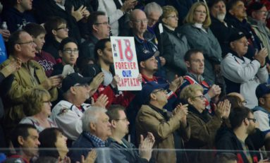 Spitfires Remember Captain Mickey Renaud