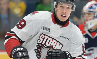 Isaac Ratcliffe Surging With the Storm