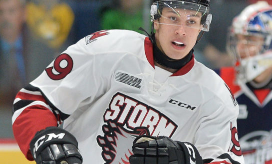 Flyers' Prospect Ratcliffe Showing Strong Leadership