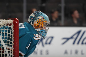 Barracuda 11 game winning streak has leaned heavily on Troy Grosenick